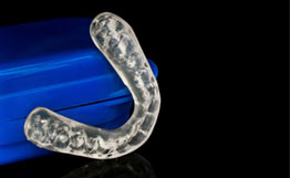 Acrylic transparent dental