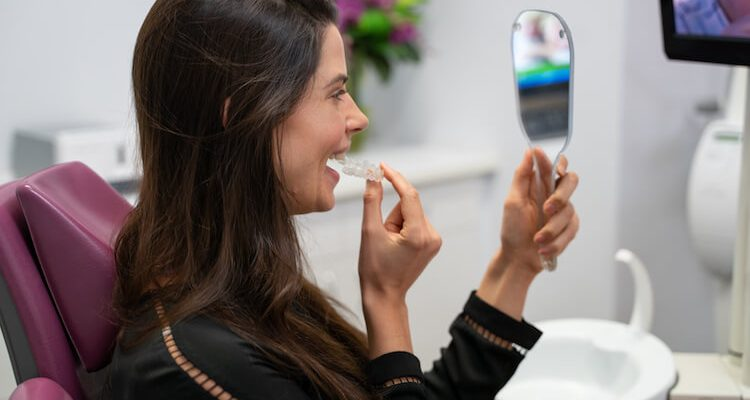 Our scanner helps fit Invisalign better