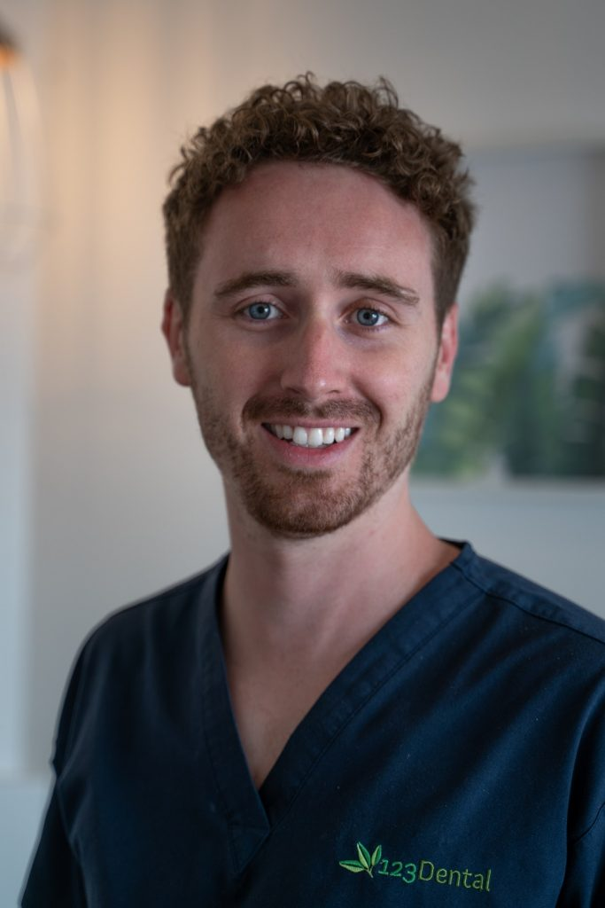 Jack Brazel - Dentist at 123 Dental