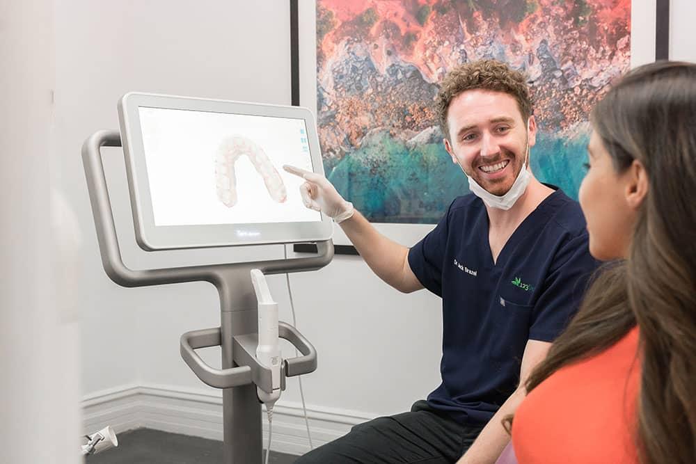 dental patient after care